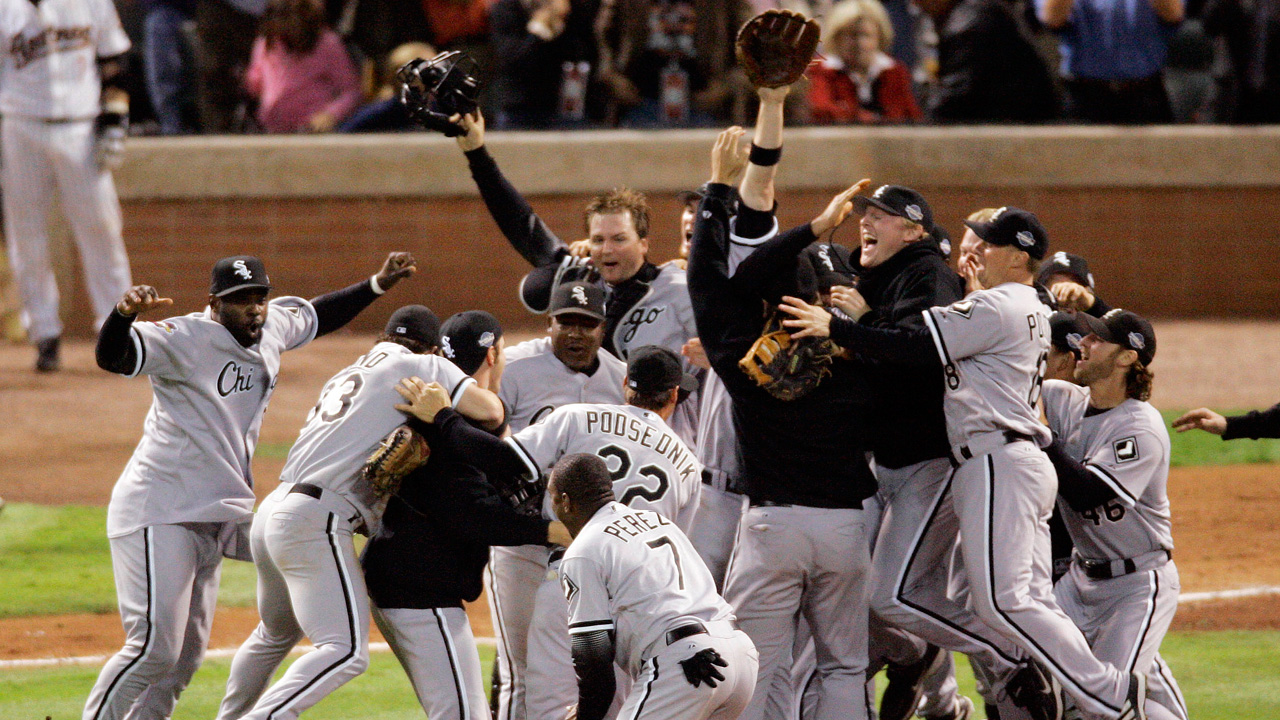 Memories of '05 championship rekindled at SoxFest